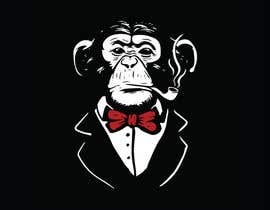 Nro 5 kilpailuun I need a logo designed for an upper market vape and marijuana store named Monkey Budz the logo must contain 2 monkey heads one smoking a blunt the other vaping. Something classy that will appear to both young and old generations käyttäjältä nobelbayazidahme
