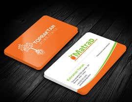 #47 untuk Business card design oleh Srabon55014