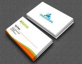 #73 untuk Business card design oleh shuchi4455