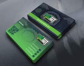 Nro 513 kilpailuun Business Card Design käyttäjältä mehedihasannahi1