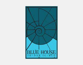 #189 , creative and unique logo for guest house 来自 SaherN93