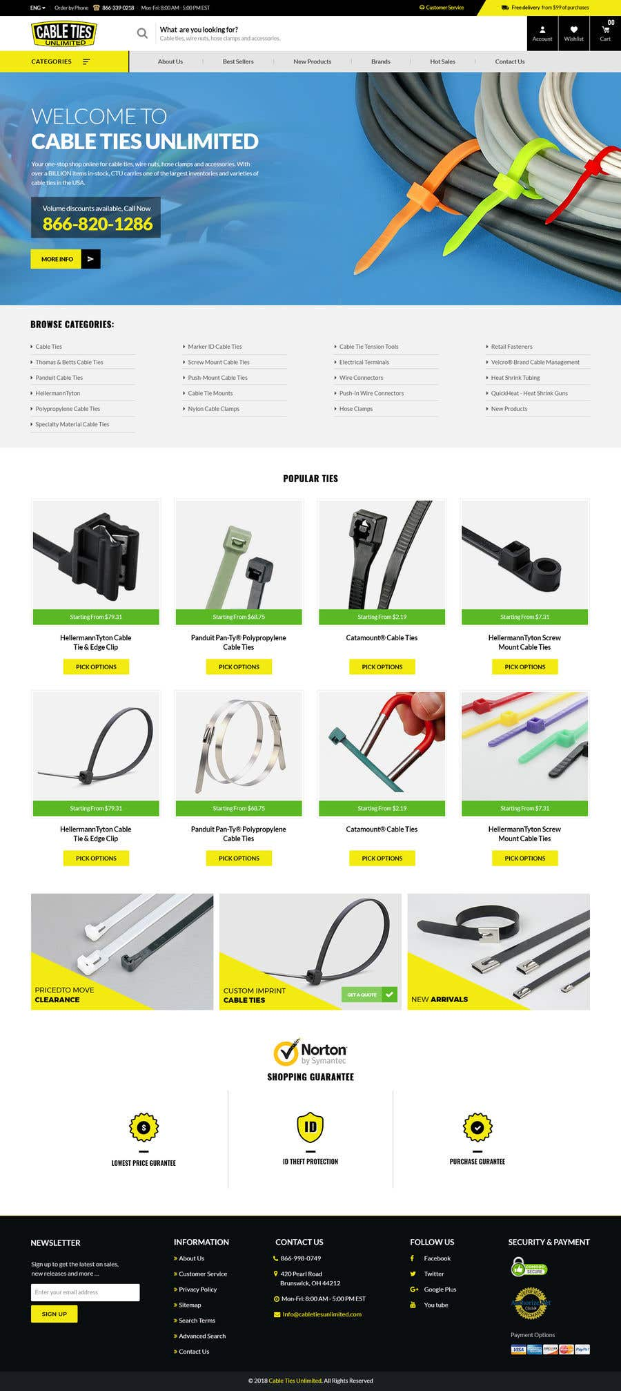 Kilpailutyö #31 kilpailussa Redesign an Ecommerce Website Homepage