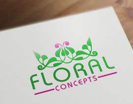 #145 para Floral Shop Business Logo Design por Robiul017