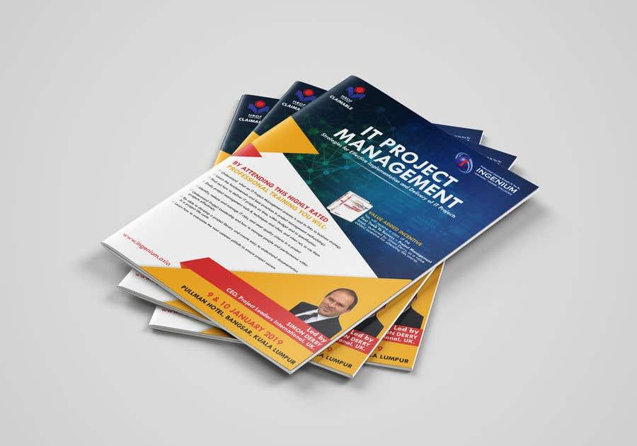 Kilpailutyö #59 kilpailussa PDF Brochure New Design