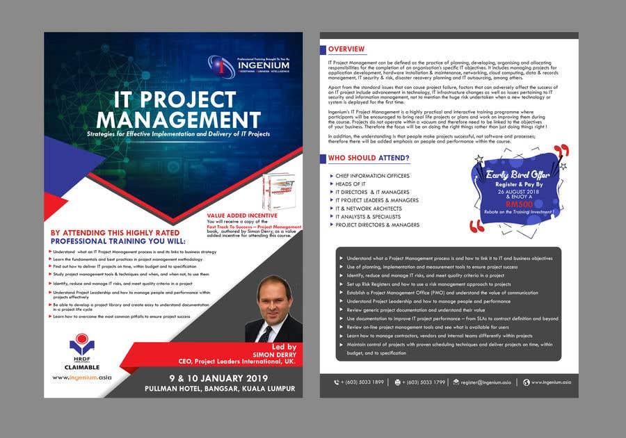 Kilpailutyö #69 kilpailussa PDF Brochure New Design