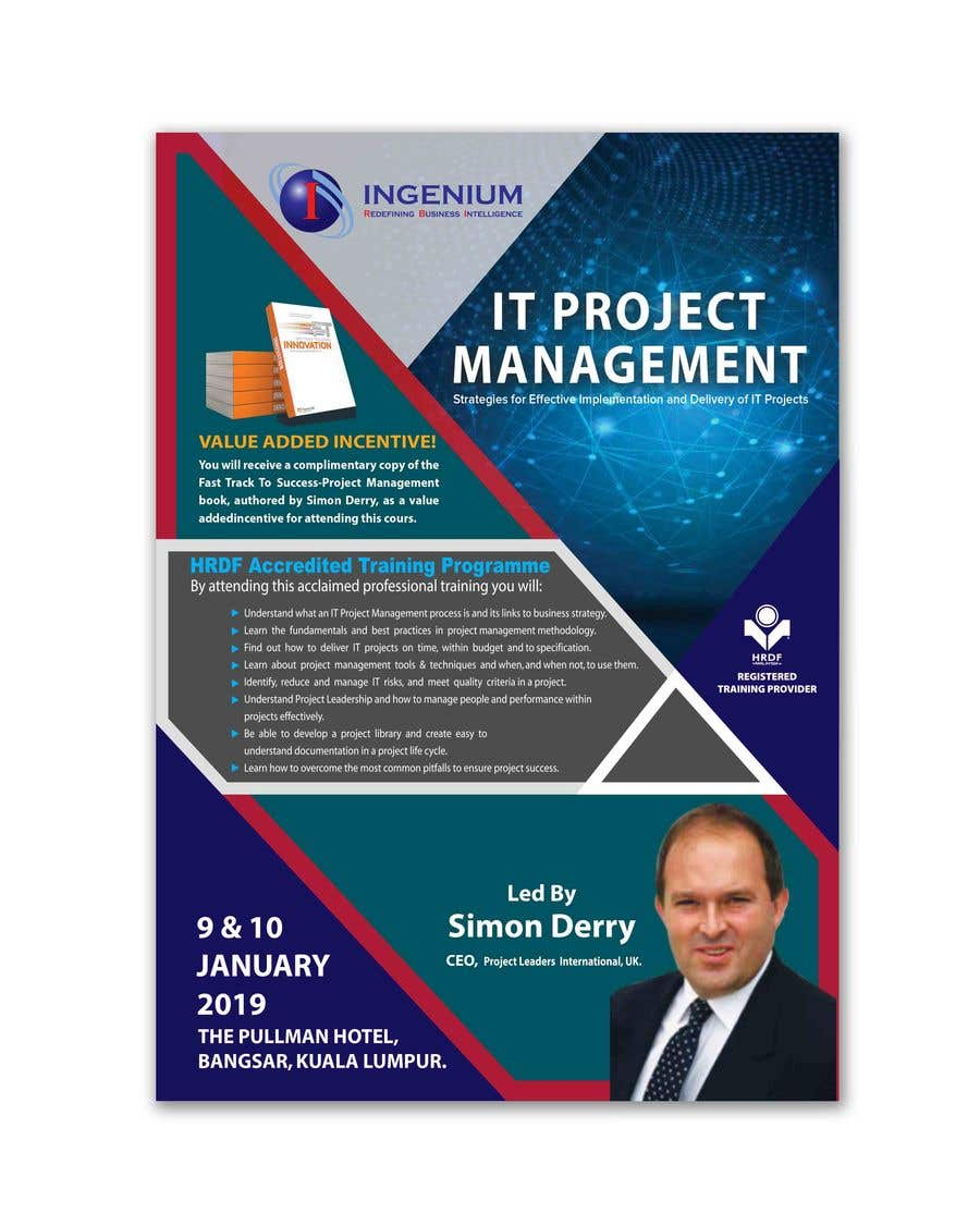 Kilpailutyö #49 kilpailussa PDF Brochure New Design