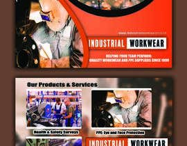 #10 for Brochure Design by himhomayon