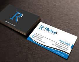 #96 for Business Card for a Real Estate Company av BikashBapon