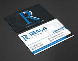 #556 for Business Card for a Real Estate Company av lipiakter7896