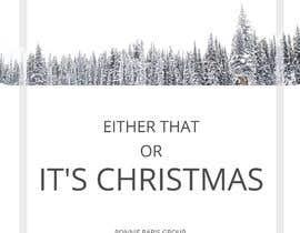#45 for Digital Album Cover for a Christmas Song af rocket58