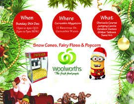#19 for Woolworths Xmas Party af KY81288