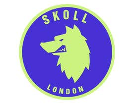 #66 für I need to make the wolf better and also to add Skoll London to the wolf. I want the badge to still be circle and to have my business name within the logo and not at the bottom like I currently do. von Bra1nd3ad
