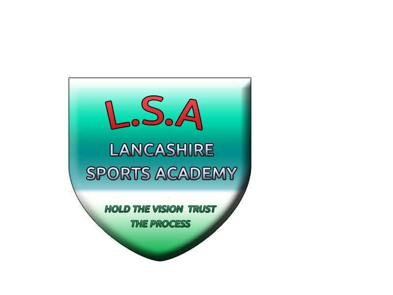 Konkurrenceindlæg #12 for LOGO DESIGN Lancashire Sports Academy