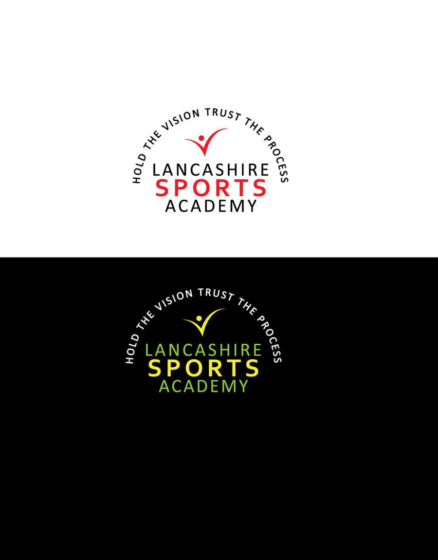Konkurrenceindlæg #19 for LOGO DESIGN Lancashire Sports Academy