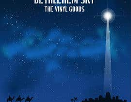 #24 untuk Design cover artwork for original Christmas song - Bethlehem Sky oleh graphictionaryy