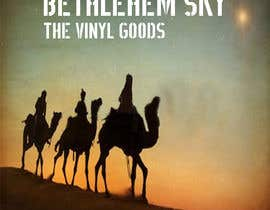 #36 untuk Design cover artwork for original Christmas song - Bethlehem Sky oleh graphictionaryy