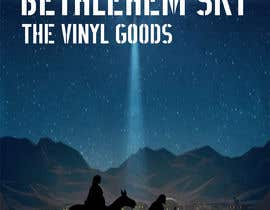 #44 untuk Design cover artwork for original Christmas song - Bethlehem Sky oleh graphictionaryy