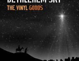 #52 untuk Design cover artwork for original Christmas song - Bethlehem Sky oleh graphictionaryy