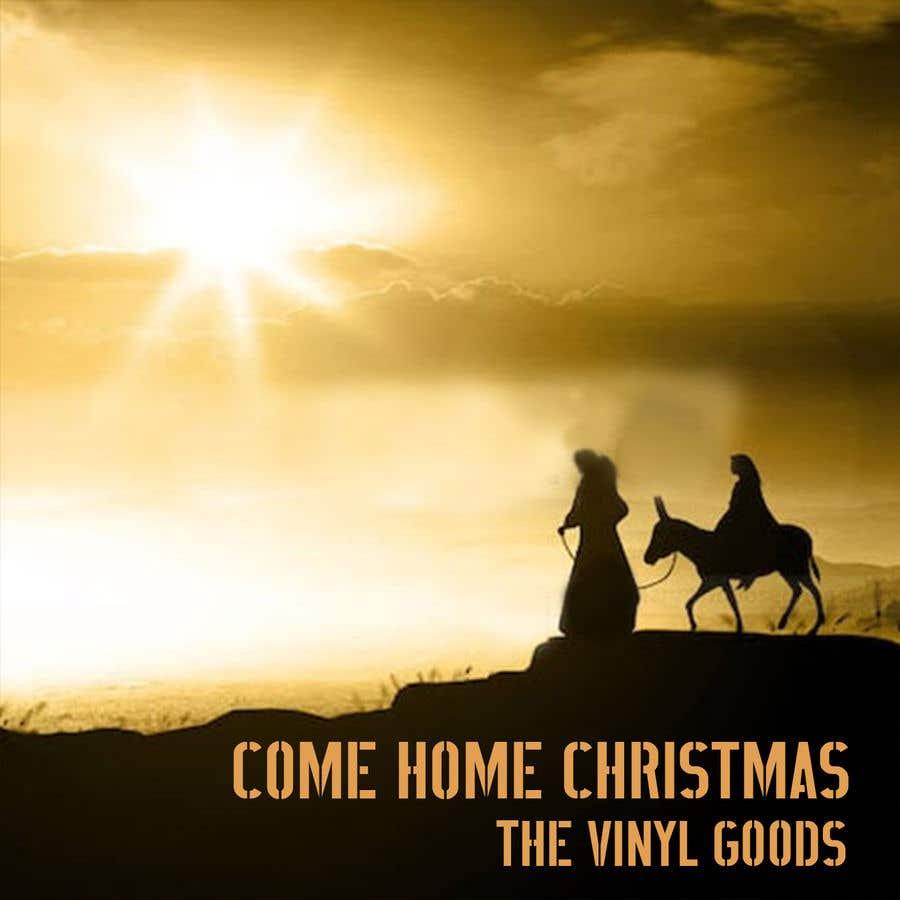 Entri Kontes #15 untukDesign cover artwork for original Christmas song: Come Home Christmas