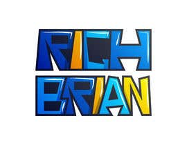 "#23 for ""RICH BRIAN"" custom style logo by Jane94arh"