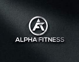 #327 , Re-Branding Alpha Fitness 来自 Logozonek