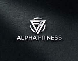 #332 , Re-Branding Alpha Fitness 来自 Logozonek