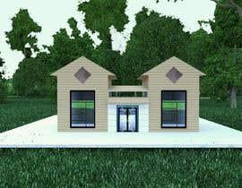 #13 para Benson House - artistic rendering de arcmalik07