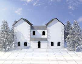 #20 for Benson House - artistic rendering af yarubyacoub