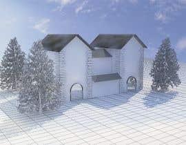 #21 para Benson House - artistic rendering de yarubyacoub