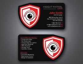 #109 untuk Business card oleh patitbiswas