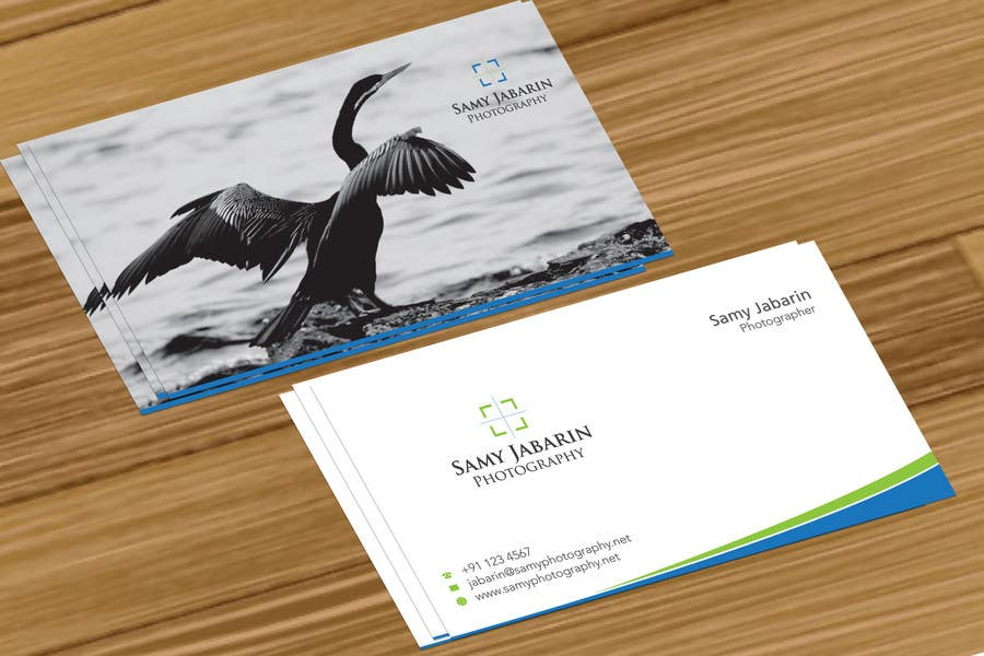 Print Contest Entry #59 for Corporate identity for photography business
