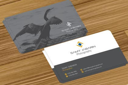 #129 for Corporate identity for photography business by jobee