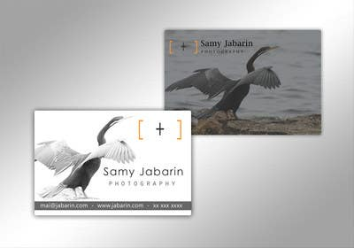 Graphic Design Contest Entry #60 for Corporate identity for photography business
