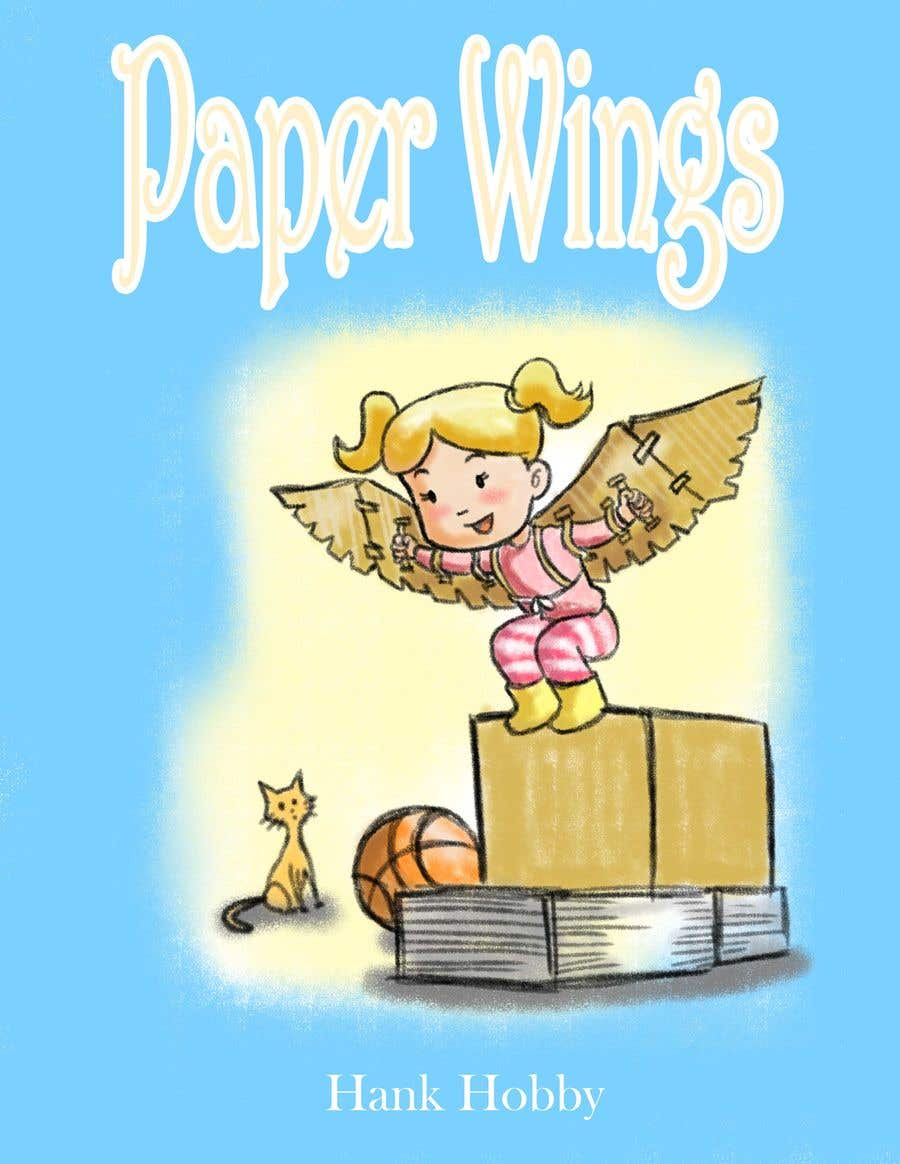 Contest Entry #6 for Paper Wings MOCK cover