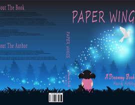 PorshiaNowrin tarafından Paper Wings MOCK cover için no 3