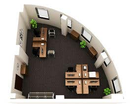 #11 for Interior design new office space by DohaElamin