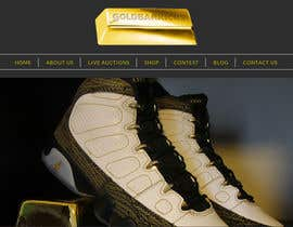 #2 untuk Website Design for a dynamic background for my website Goldbarkicks.com oleh ManuelSabatino