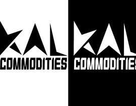 """Nro 28 kilpailuun I need a simple, but elegant logo and it has to be high resolution. The logo is for my new company called """"KAL Commodities"""". I need a logo for KAL and Commodities can be written in a nice way at the bottom käyttäjältä Mkhryan"""