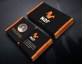 #276 for Design Business card / carte de visite by patitbiswas