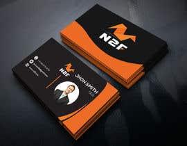 #87 for Design Business card / carte de visite by romanmahmud