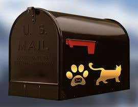 #39 for Graphic design on Letter Box / Mail Box by fb5978ef9cb9927