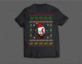 #17 for Christmas T-shirt design for Amazon Merch. by maan456