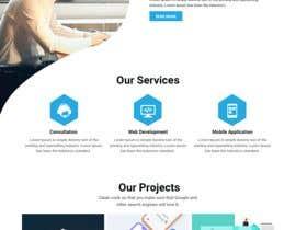 nº 6 pour Design and place ads on a sample web page par TheSRM