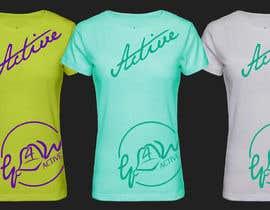 #95 para Design clothing with logo por pao0411