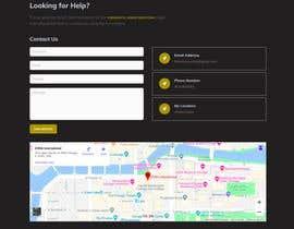 Nro 1 kilpailuun Redesign a little test-page - get a full time employment with us! käyttäjältä miton247