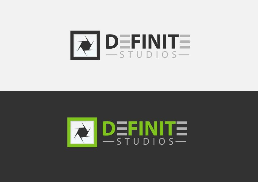 #14 for Logo Design for Definite Studios by sultandesign