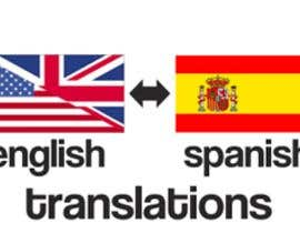 #8 for Translation from English to Spanish af lermi