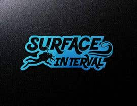 mdmahin11님에 의한 I need a logo for our new boat called SURFACE INTERVAL을(를) 위한 #117