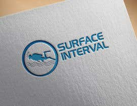 #321 for I need a logo for our new boat called SURFACE INTERVAL by rashidabdur20