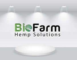 #96 for Design a Logo - BioFarm Hemp Solutions by conceptart89